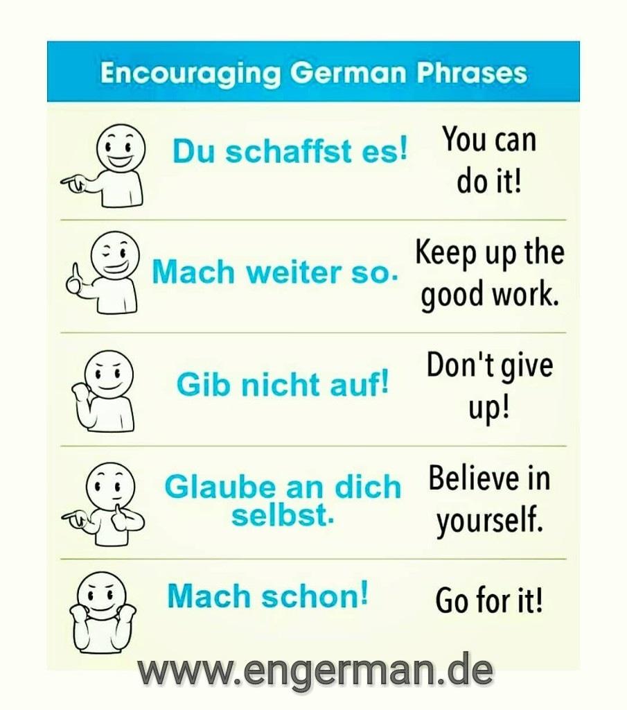 Learn German On Twitter German Phrases Learning German Phrases German Words
