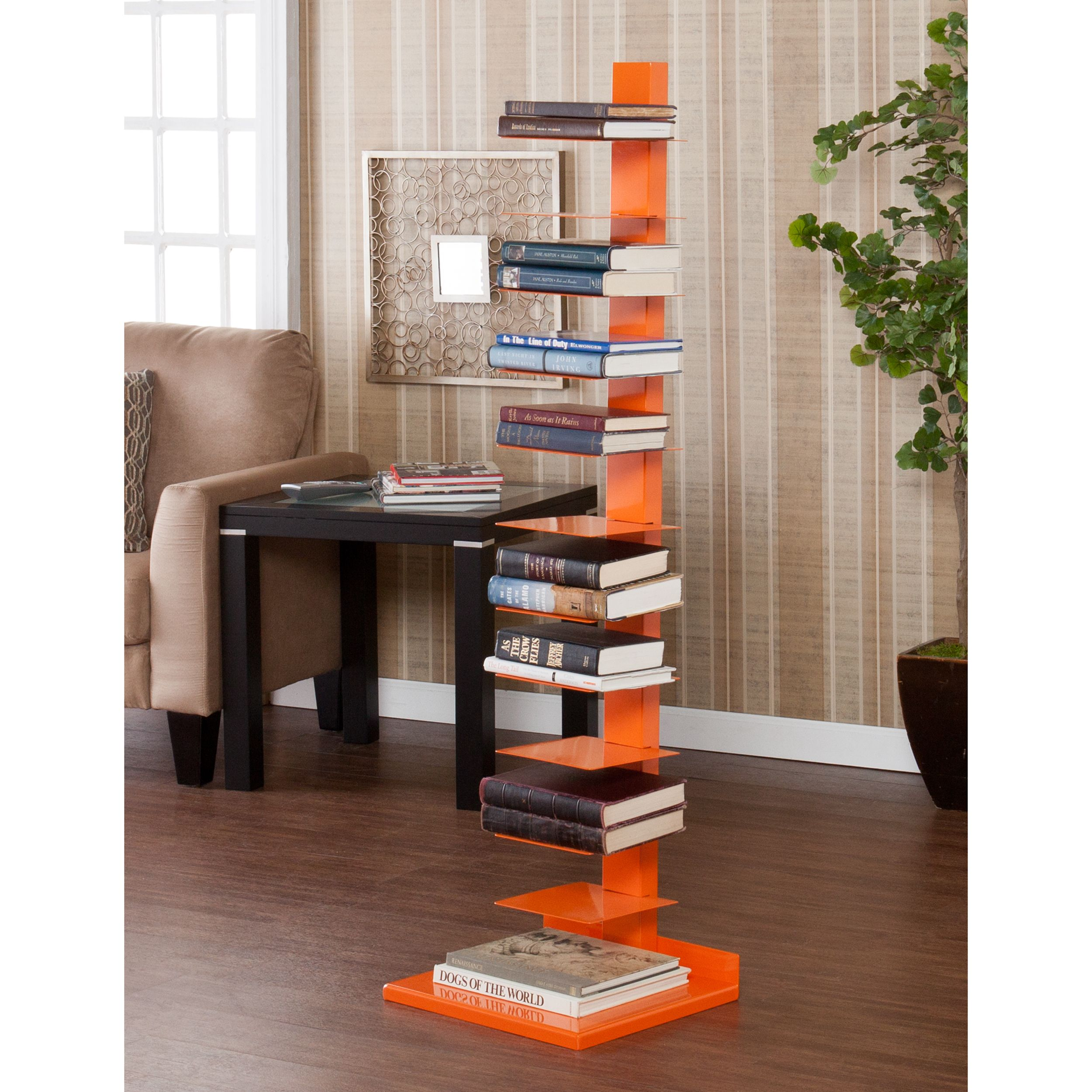 sapien ideas home bookcase design concept new spine