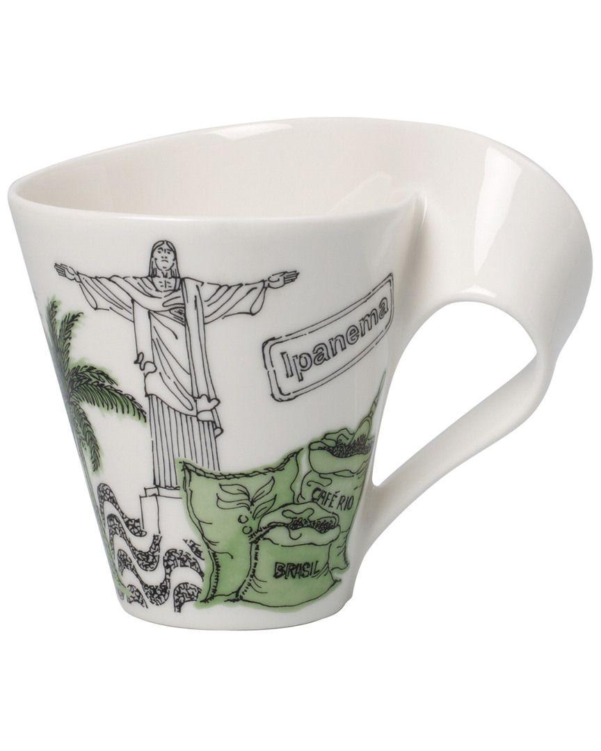 "Villeroy & Boch 11.75oz  ""NewWave"" Rio de Janeiro Mug is on Rue. Shop it now."