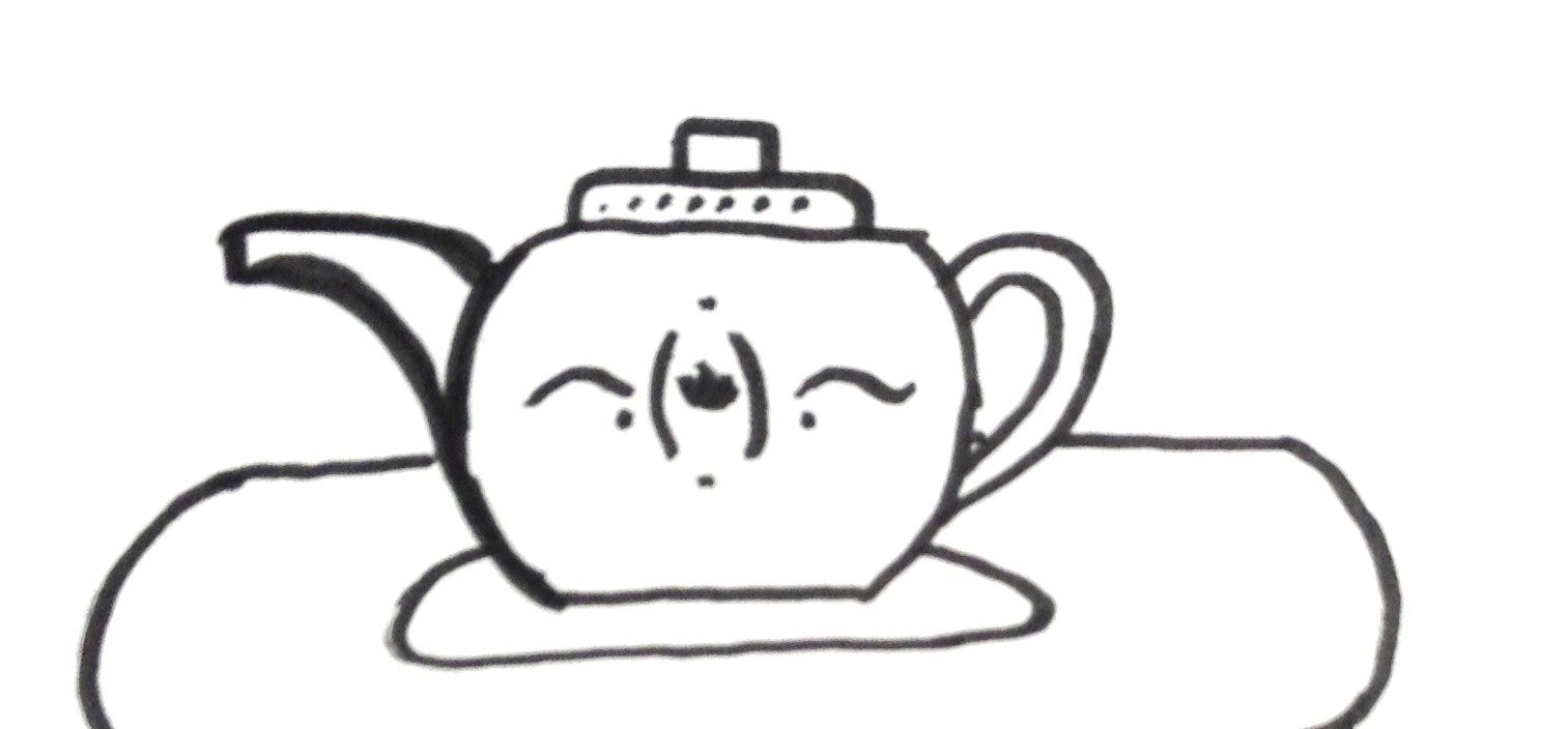 Character Traits: Thomas and the Teapot. A short story for