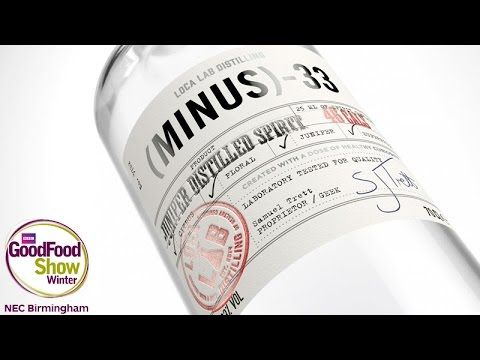 BBC Good Food Show with Minus 33 & Loca Bev Labs - Bartender HQ, Cocktails, Bar Culture and More.