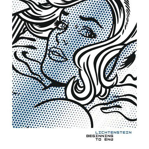 画像: Roy Lichtenstein: Beginning to End: Fundacion Juan March,Juan Antonio Ramirez,Ruth Fine,Avis Berman,Roy Lichtenstein Foundation