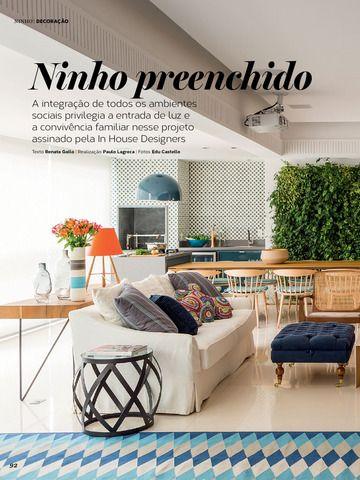 Revista Casa e Jardim by Editora Globo