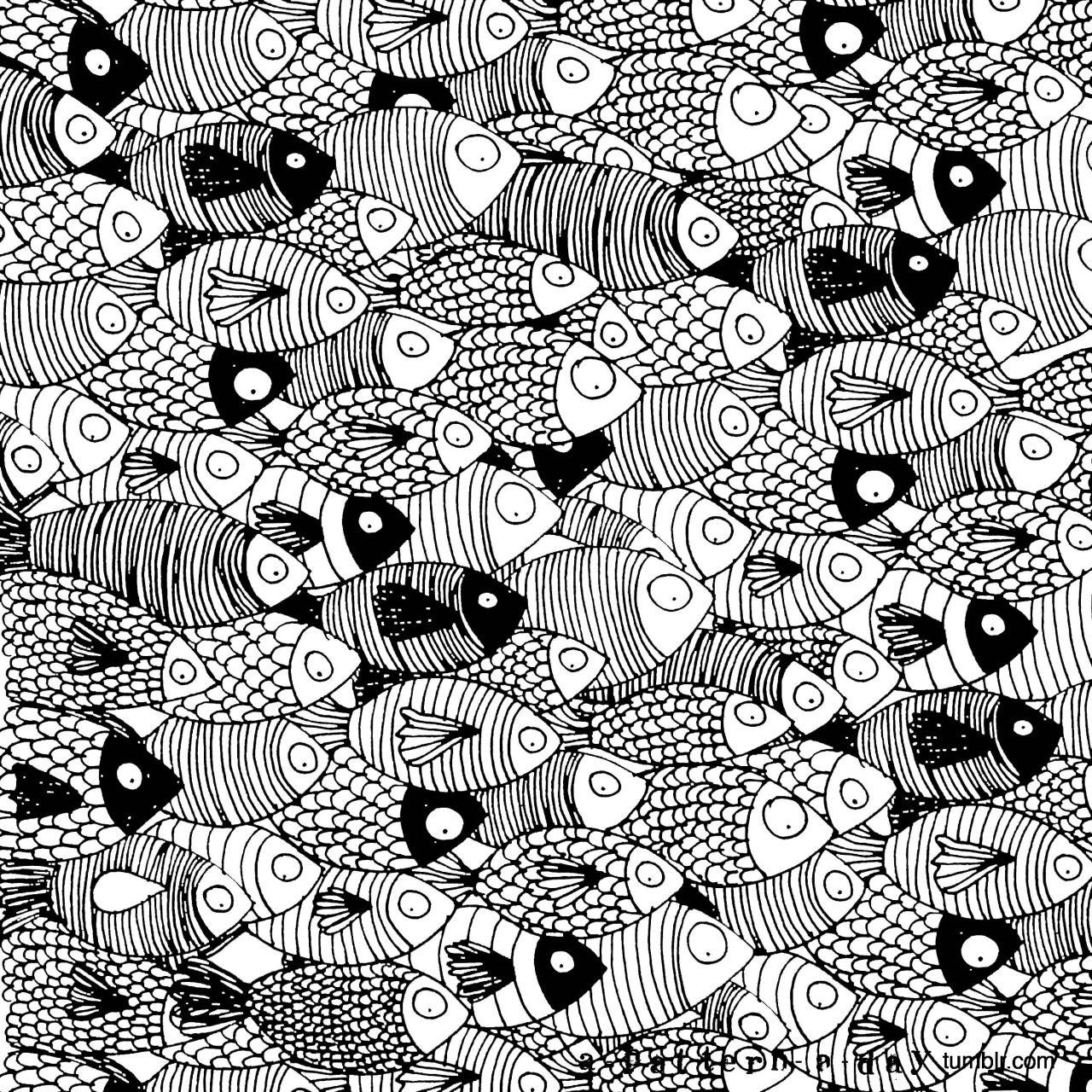 A pattern a day projektowanie pinterest patterns zentangle