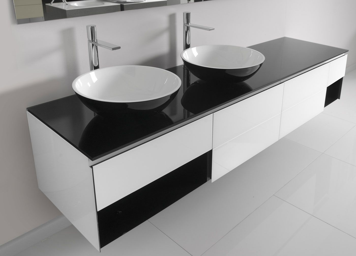 roccia supply this product line: monolite 2.0 - composition al 357, Badezimmer ideen