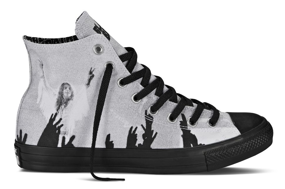 Black Sabbath x Converse Chuck Taylor Hi (Fall 2014) - EU Kicks: Sneaker Magazine