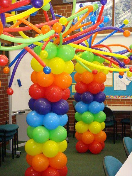Clown shaped mini balloon google search also luke   th birthday rh pinterest
