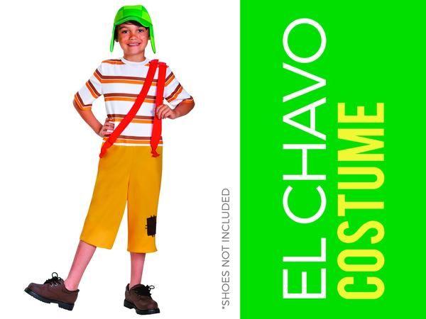 Disfraz Chavo del Ocho Costume (kids)