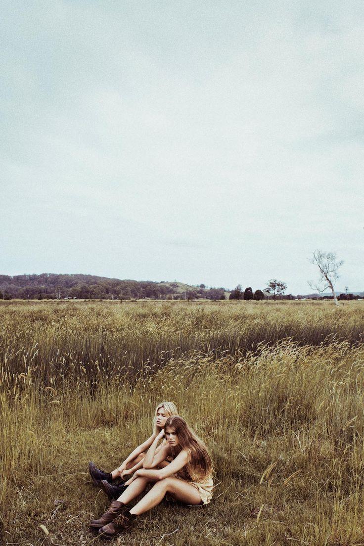 Beautiful Editorials | Фотография на природе, Групповые ...