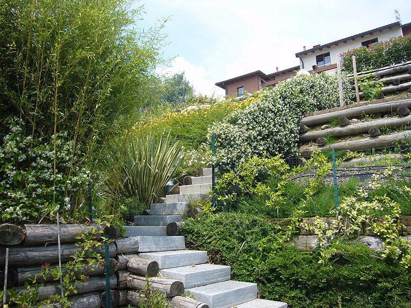 giardini con balze - Cerca con Google | Gardens | Pinterest ...