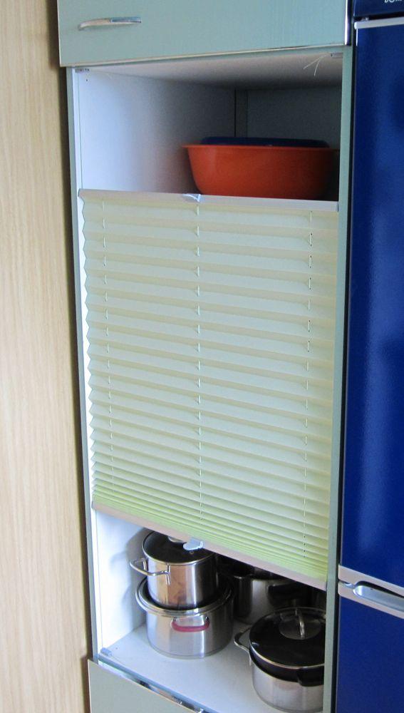 So kann man #Plissees auch verwenden - als Sichtschutz für ...