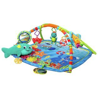 buy baby einstein nautical friends play gym at. Black Bedroom Furniture Sets. Home Design Ideas
