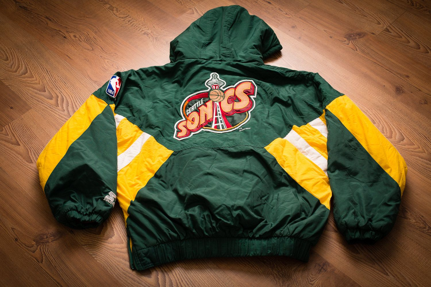 Pin On Vintage Sports Outerwear