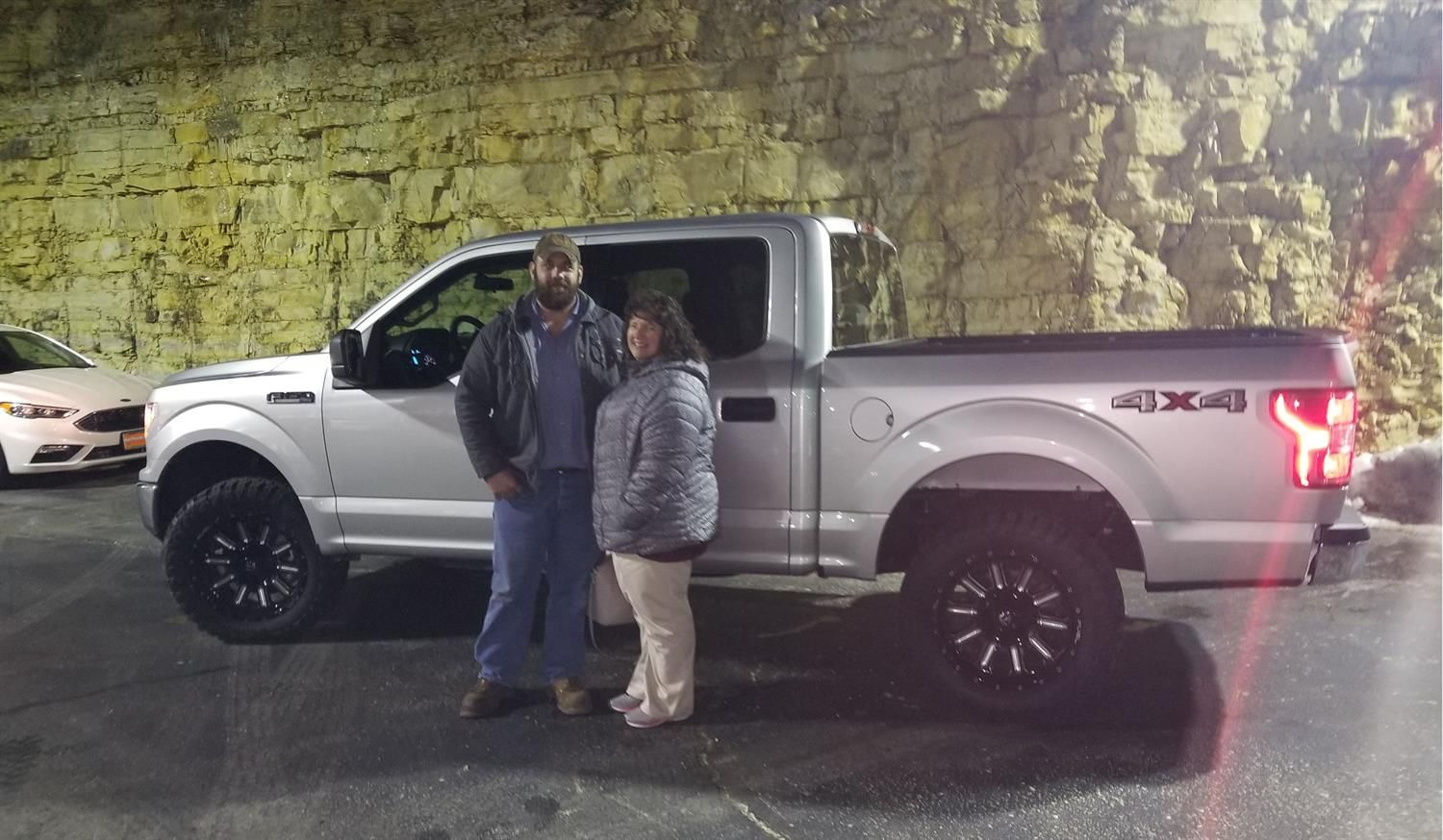 Michael Congratulations On Your New 2018 Ford F 150 Thank You Again For The Opportunity To Earn Your Business Auto Plaza Ford Car Shop Jason Carr Ford F150