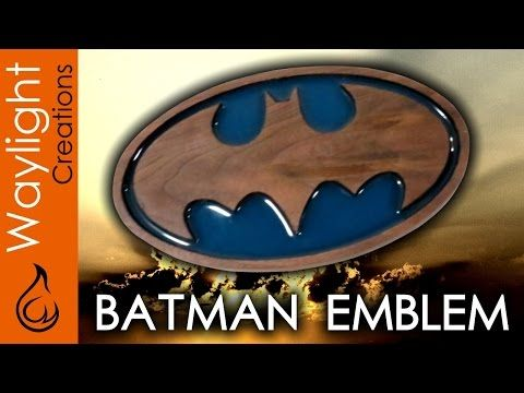 How To Make Batman Bookshelf DIY