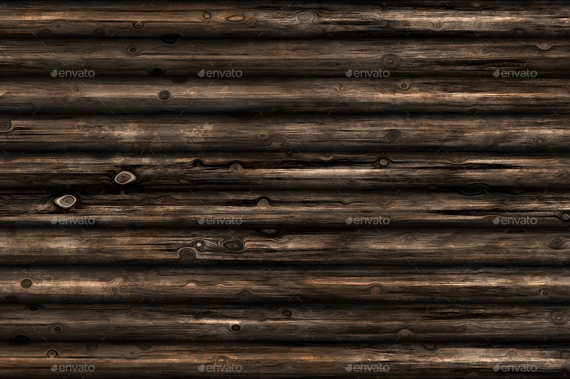 10 Wood Logs Wall Background Texture Wall Background Textured