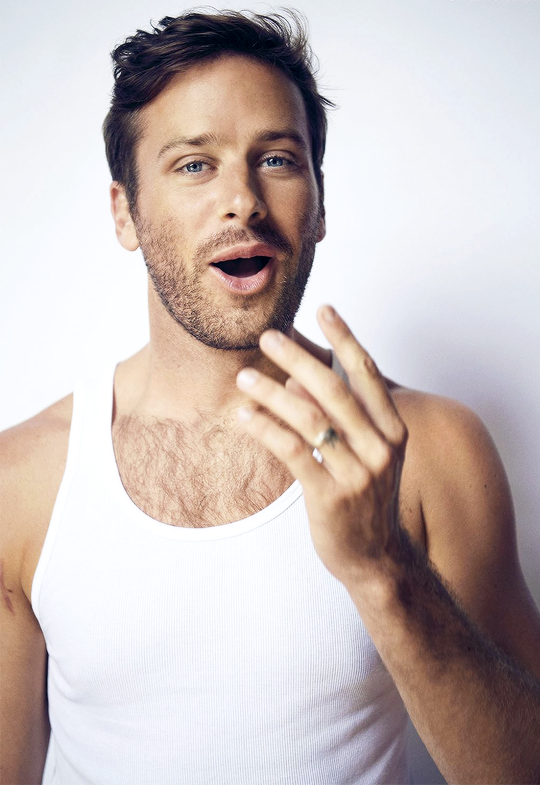 Phrase recommend armie hammer sexy
