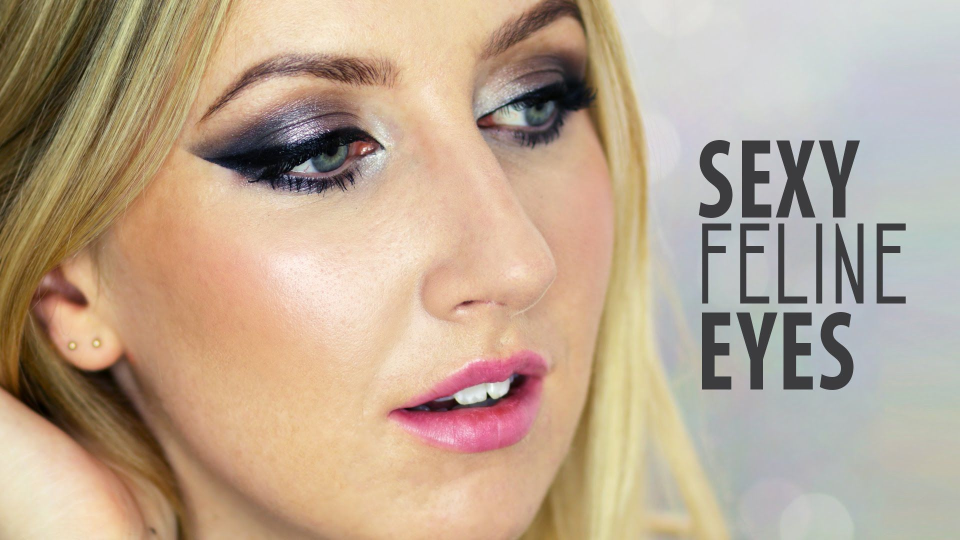 Affordable Sexy Feline Eye Makeup Tutorial Sharon The Makeup