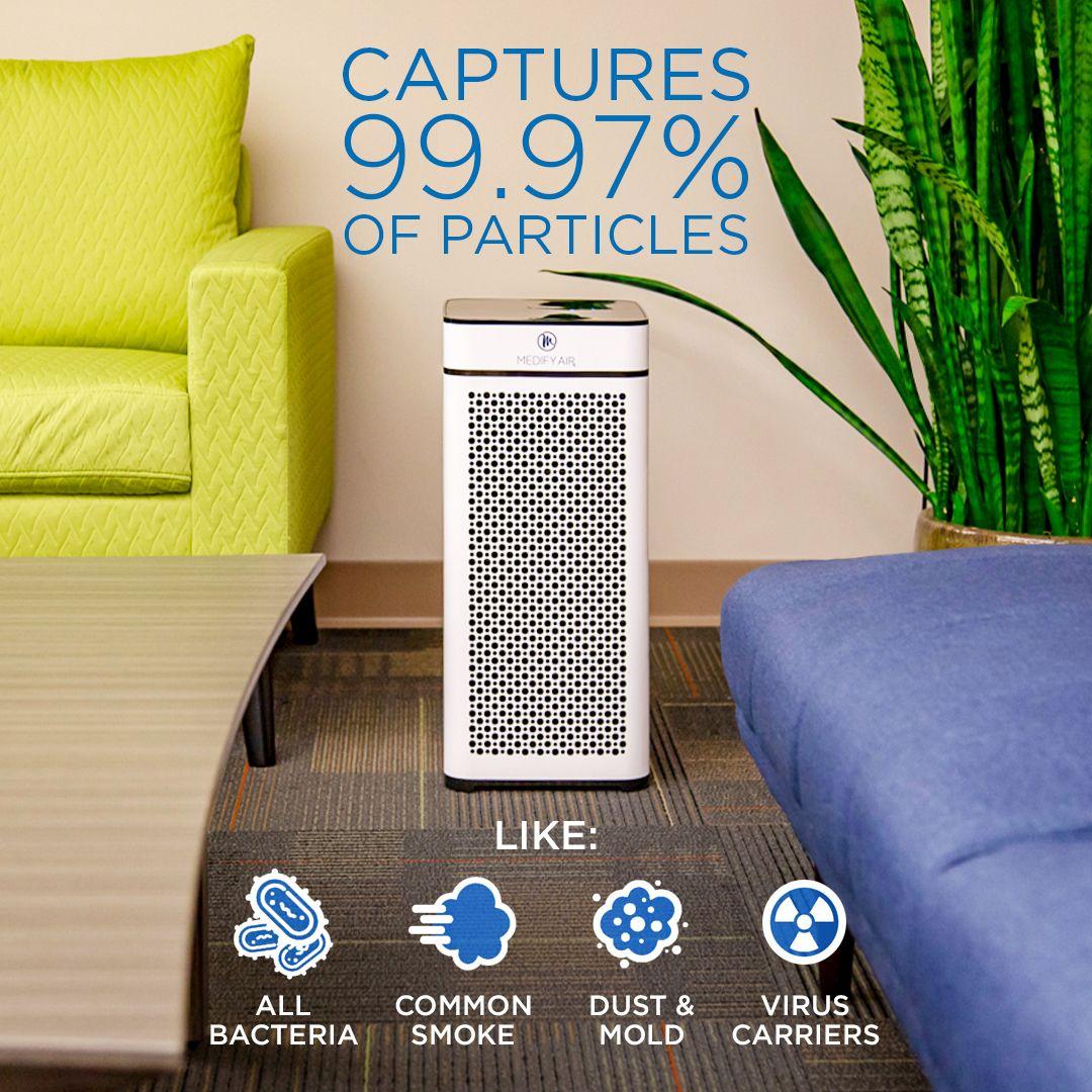 MA40 2.0 Air Purifier in 2020 Air purifier, Indoor air