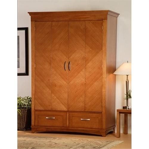 Adorable Armoire Definition Wood Brown Color