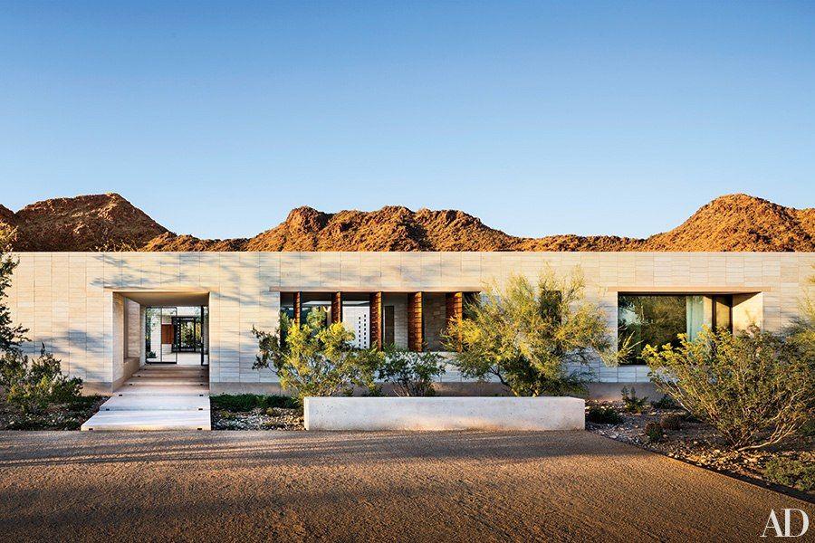 12 Dazzling Desert Home Exteriors House Desert Homes