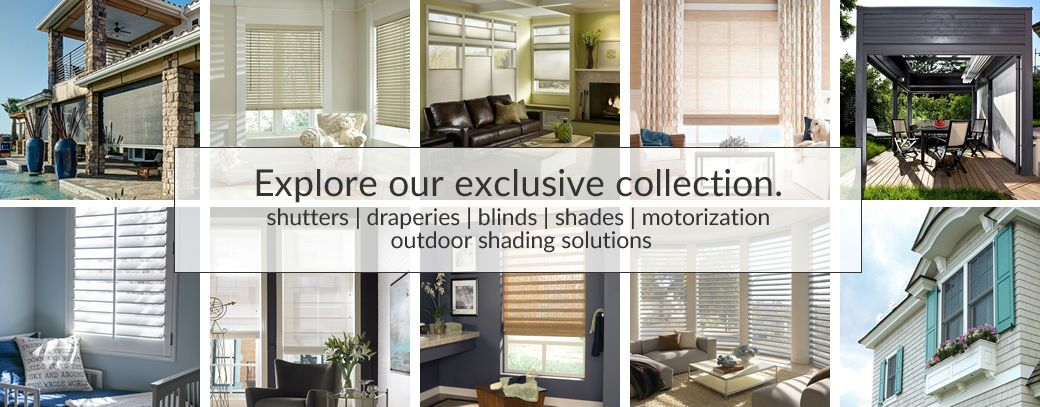 A family business since 1918, The Shade Shop furnishes and installs custom shutters, blinds, draperies, motorized shades and outdoor shading solutions.