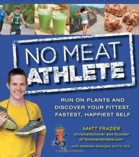 Matt Frazier Book:  For the beginner to advanced athlete; Sustainable elements of proven training approaches, motivational stories, and innovative recipes