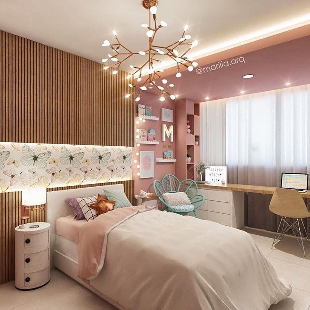 30 TEEN GIRL BEDROOM DECOR IDEAS images