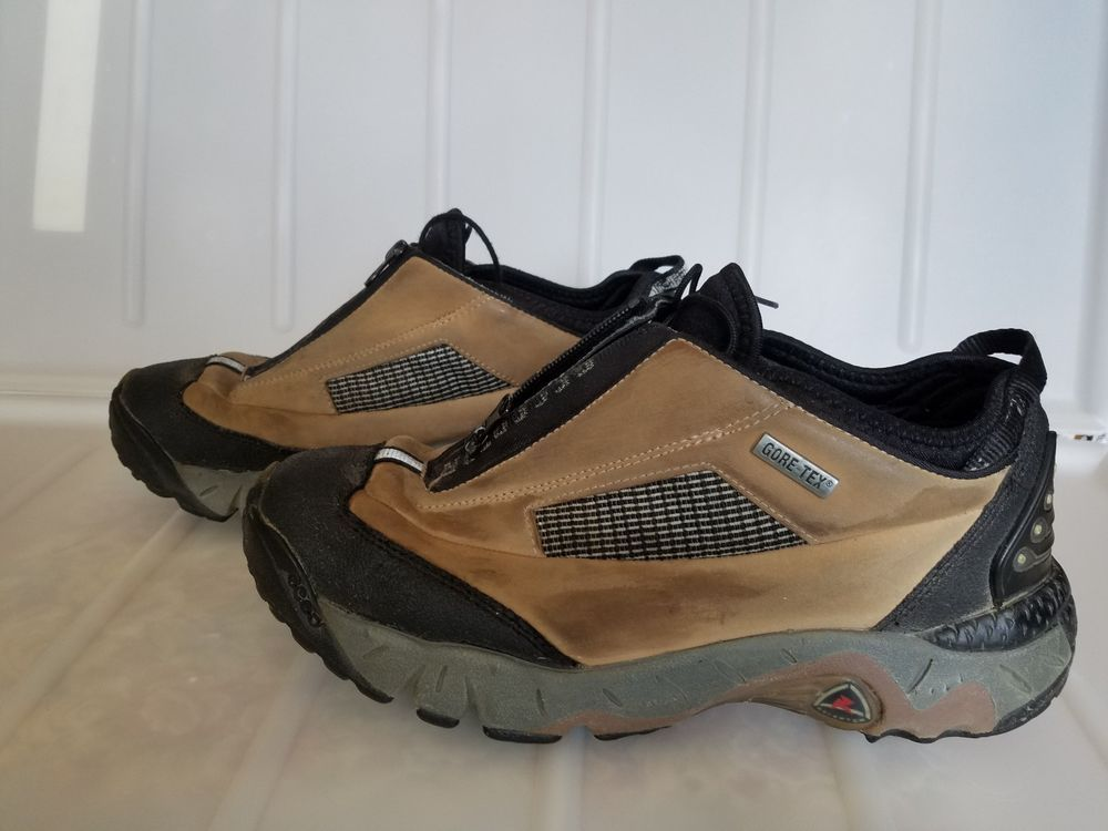 Ecco Shoes | Yak Goretex Ladies Outdoor Trail Hiking Sz 8