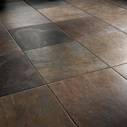 ceramic tile floor kitchen