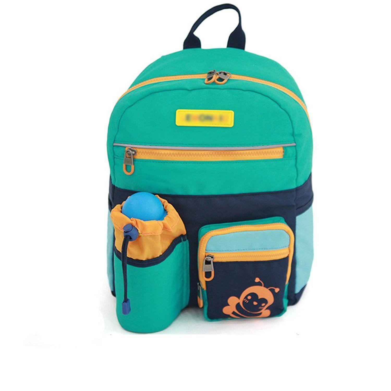 Angel Birds Blue Girls//Boys Preschool Toddler Backpack /& Lunch Box Set