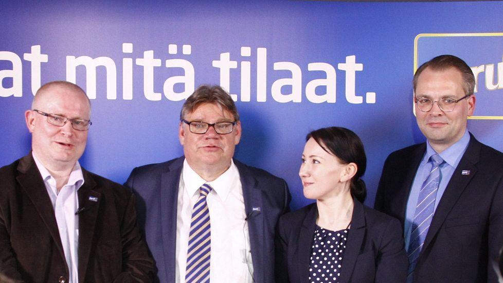 Venäjän media ilahtui Suomen ministerivalinnoista
