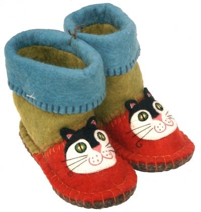 Cosies Chaussons pour fille
