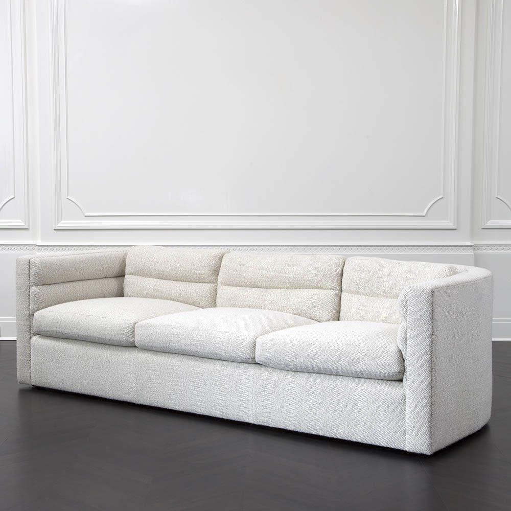 Melrose Sofa Kelly Wearstler Barrels And Sofa Furniture # Muebles Gaudi Guadalajara