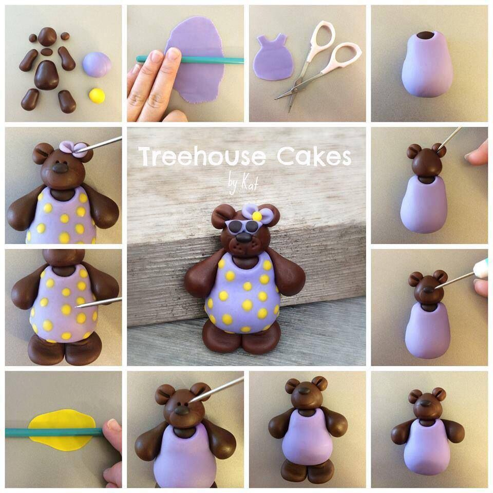 Via treehouse cakes by kat