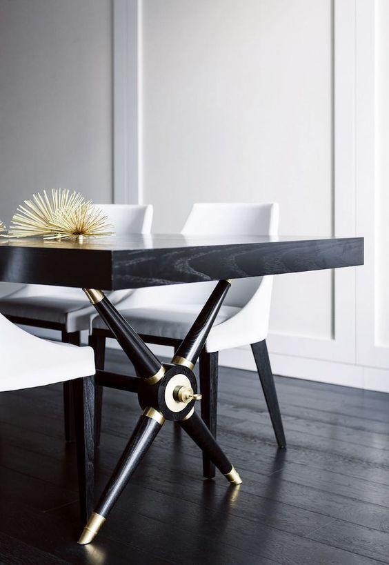 Elegant Diy Esstisch, Arbeitsräume, Speisezimmereinrichtung, Esszimmer, Akzent  Tische, Neutrale Farbgebung, Möbeldesign, Wohnträume, Wohnzimmertische