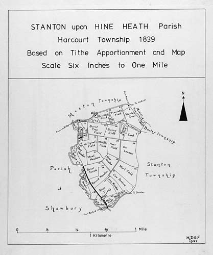 Stanton upon Hine Heath - Google Search