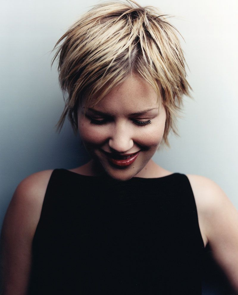 Short haircuts only short shaggy hairstyles that make women