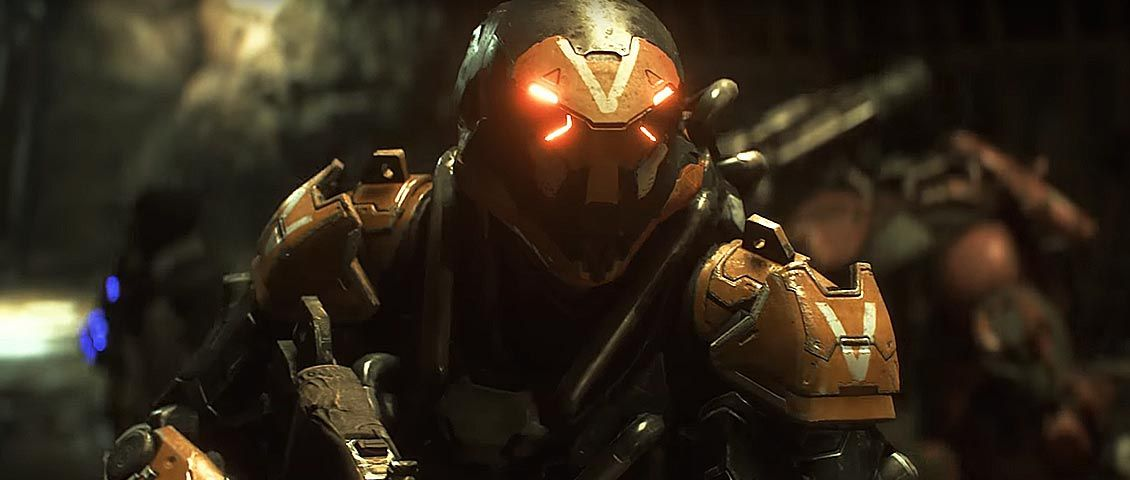 Anthem At Ea Play 2018 New Story Trailer Gameplay And