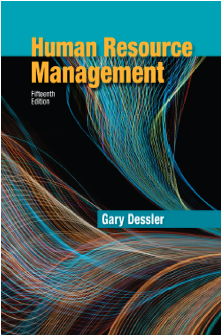 Human Resource Management 15th Edition By Gary Dessler Trh Human Resource Management Human Resources Management