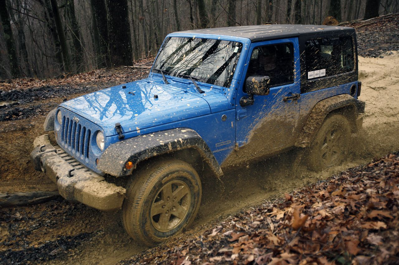 2012 Jeep Wrangler Sport Review