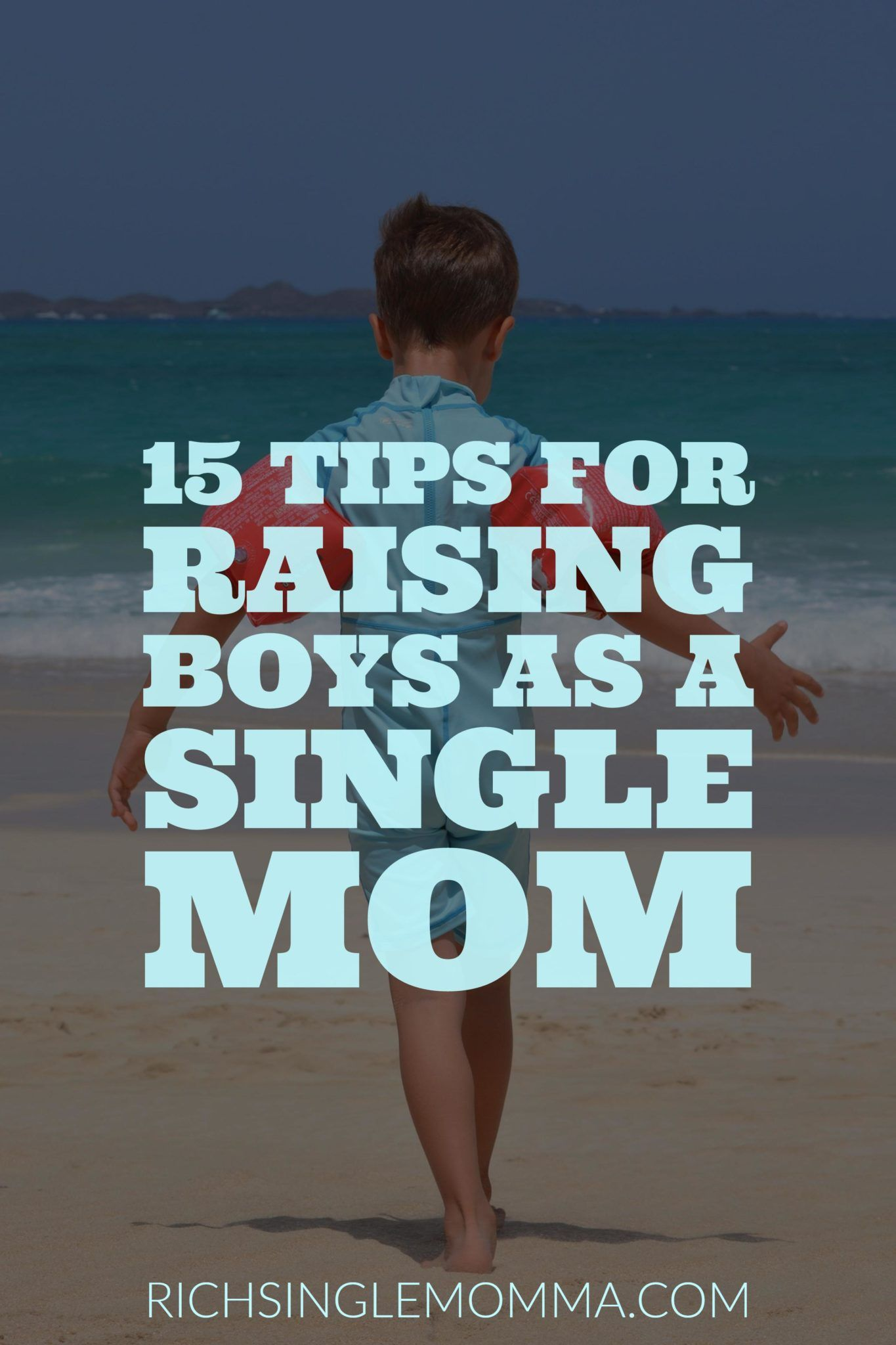 15 Tips for Single Parents