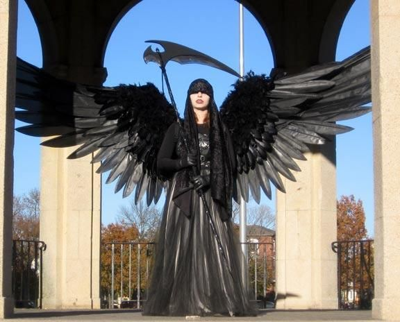 Homemade Angel Costume Ideas. | Beauty Horror and ...