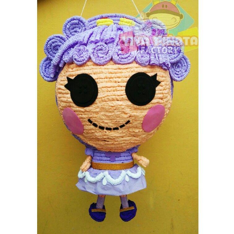 Piñata Lalaloopsy... pregunta por nuestra promoción de Piñata más palo piñatero más kilo y medio de dulces por $550