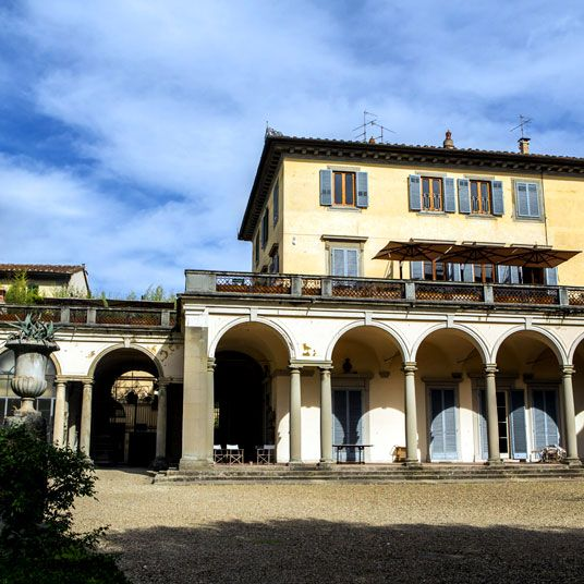 Ad Astra is a luxury boutique hotel in Florence, Tuscany