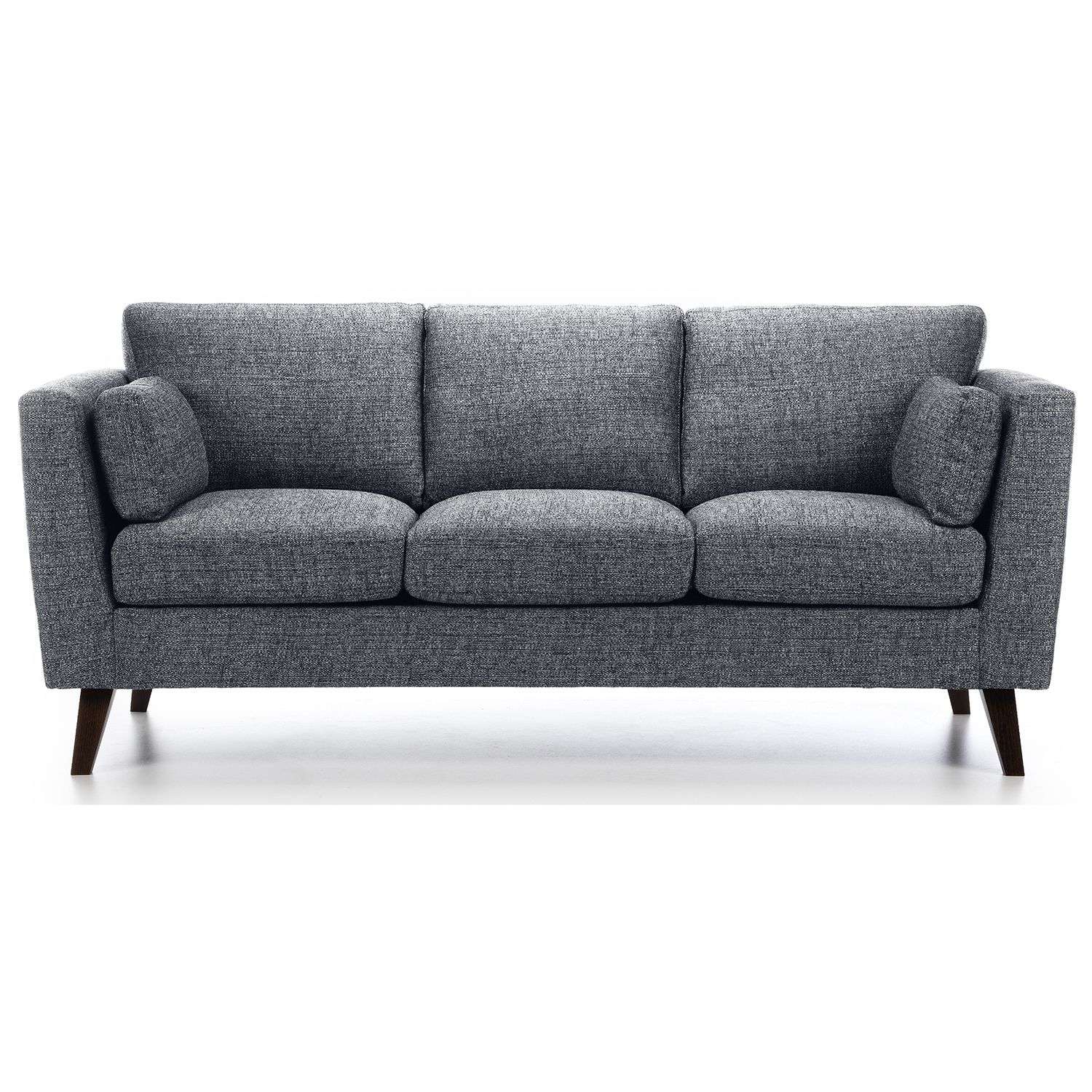 Sam Fabric 3 Seater Sofa Next Day Delivery Sam Fabric 3 Seater Sofa From Worldstores Everything For The Home Seater Sofa 3 Seater Sofa Best Leather Sofa