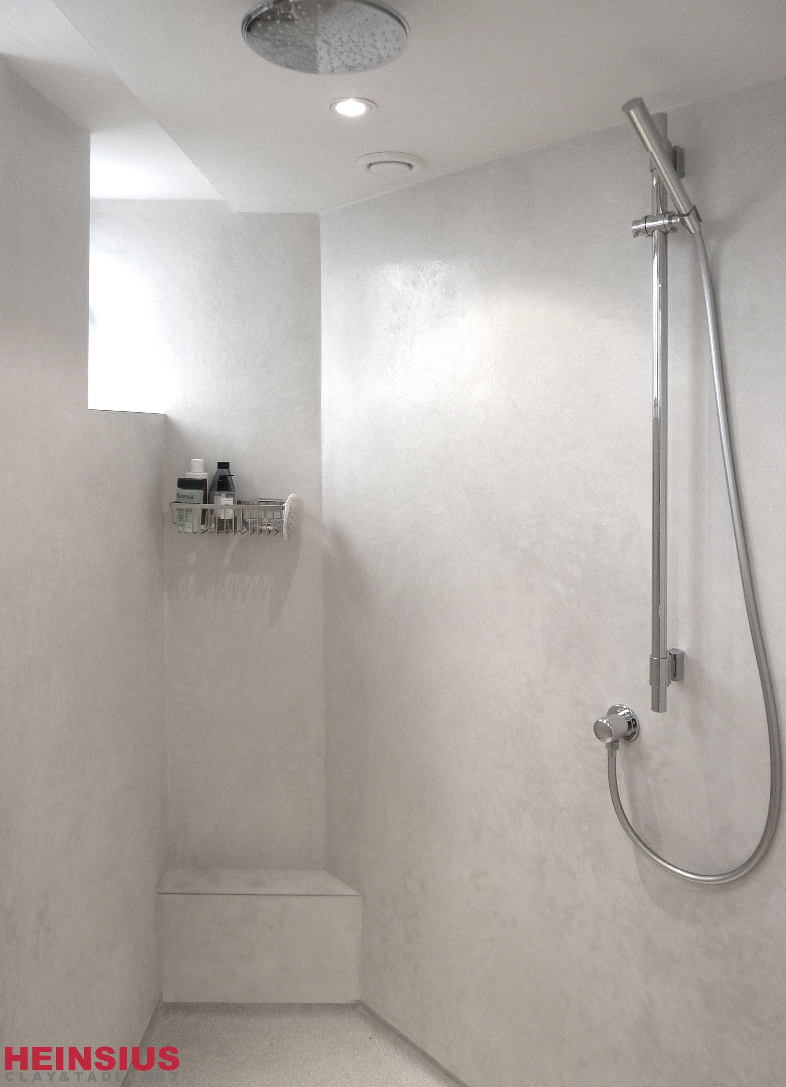 Tadelakt In Amsterdam The Netherlands Bathroom Bathtub