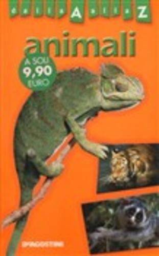 Animali. dalla a alla z stefano sibella  ad Euro 8.41 in #De agostini #Media libri ragazzi 6 10 anni