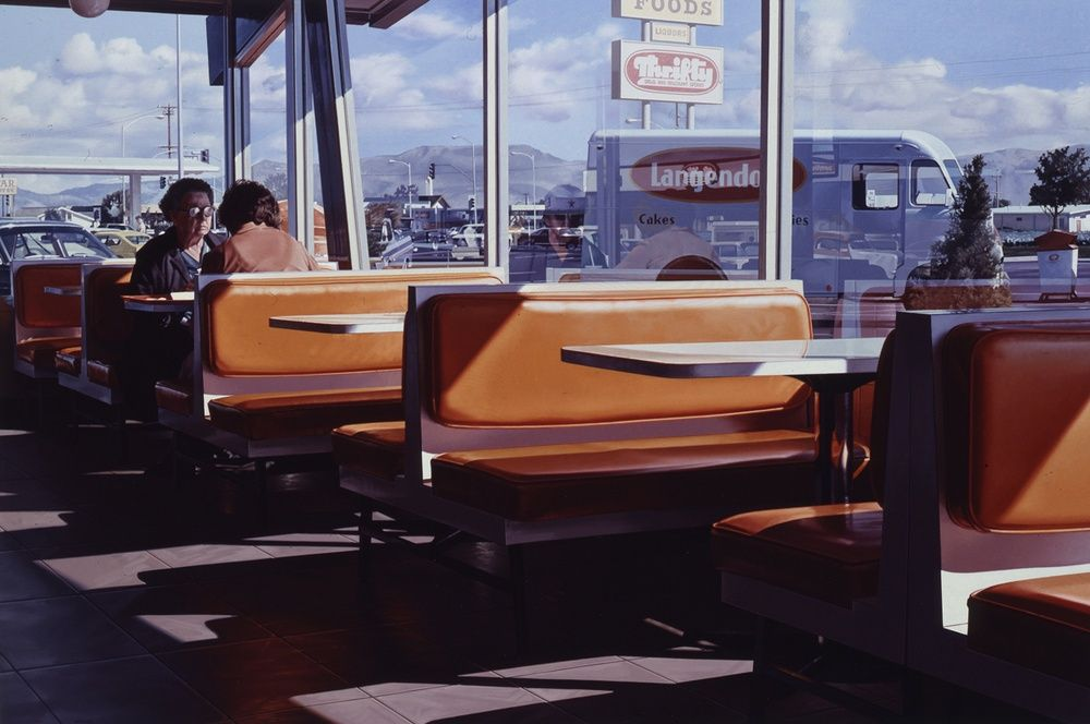 Ralph Goings, Windows | Plus One Gallery | Hyper Realism ...