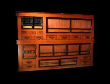 A Tally of Tansu: Kitchen Chests (Mizuya-Dansu)